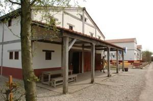 Afbeelding 11. Woonhuis met vakwerk Voorburg