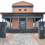 Afbeelding 6. Tempel Colijnsplaat (reconstructie)