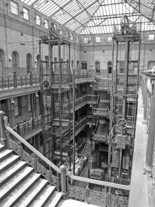 Groot 05 Bradbury atrium 1960