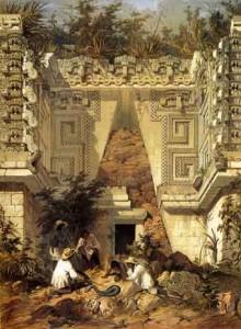 Groot-08a-Uxmal-1841-plaat-10