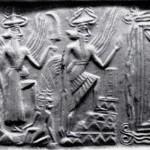 De zee in de literatuur van het oude Mesopotamië