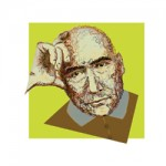 Andre Gide - Illustration by Ingrid Bouws