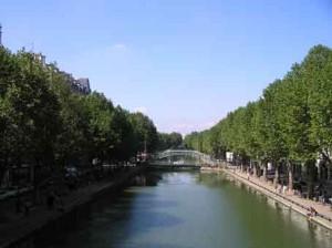 le-canal-Saint-Martin