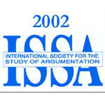 ISSA Proceedings 2002 – On Toulmin's Fields And Wittgenstein's Later Views On Logic