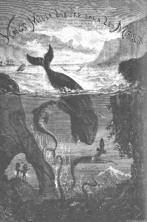 Van Kraaiennest Tot Kraaienmars Twintig Duizend Mijlen Onder Zee