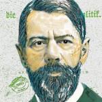 Max Weber - Illustration by Ingrid Bouws