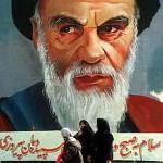 Ayatollah Khomeini en de wijnschenker