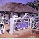 Ndebele home