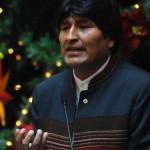 Evo Morales  Photo by Marcello Casal Jr.-ABr