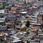 The Morro do Alemao shantytown in Rio de Janeiro, on Nov. 29, 2010.