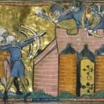 Kerbogha besieges Antioch in 1098