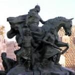 Standbeeld van Saladin
