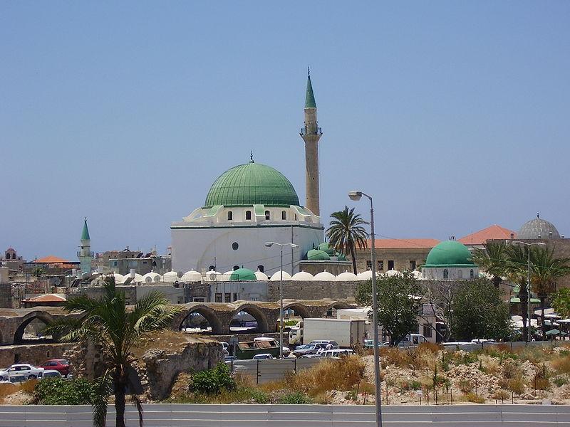 El-Jazzar moskee