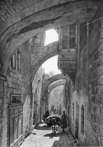 Via Dolorosa Jeruzalem