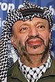 Yasser Arafat voormalig PLO leider