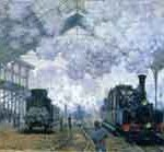 Claude-Monet-The-Gare-St-Lazare