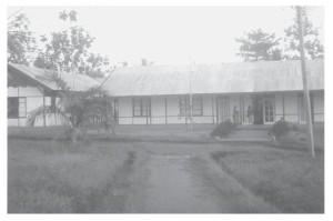 Het ziekenhuis in Mindiptana