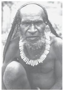 Wasojim, de bewaker van het iwol in Bebabib