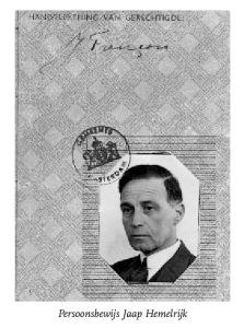 Hemelrijk persoonsbewijs