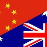 FlagsofAustraliaAndChina