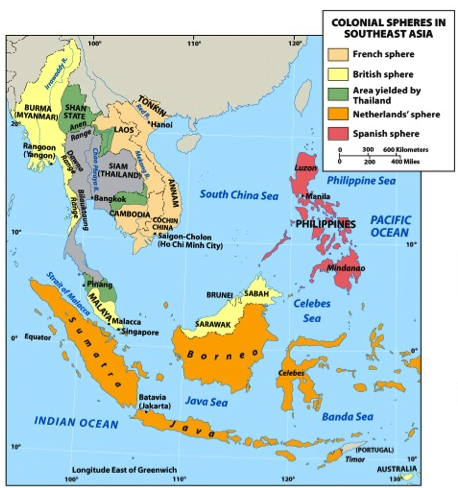 Resultado de imagen de dutch east india company map