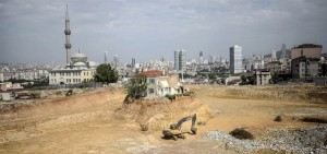 Fikirtepe urban redevelopment. Image: Bülent Kılıç