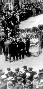 Archief The Bancroft Library (Berkeley) • Verbranding opium en -pijpen San Francisco 1917