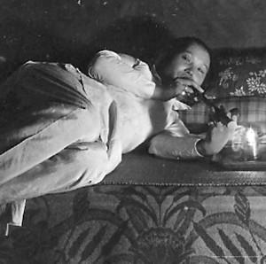 Archief Ferry Bertholet • Opium schuiven