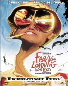 Illustratie Fear and loathing in Las Vegas
