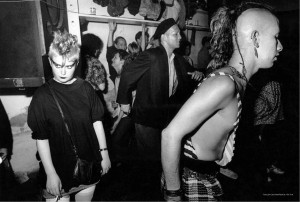 Foto: Jan Carel Warffemius. Disco de Trut. Zondag 7 mei 1989