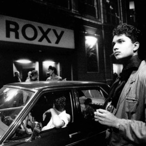 Foto: Jan Carel Warffenius. RoXY 16 juli 1989