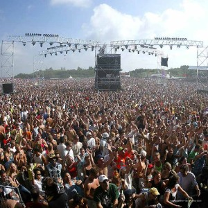 Foto: onbekend. Dance Valley 2003