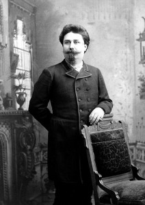 Joseph Labadie (1890)  Photo: Wikimedia