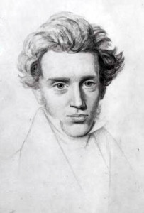 Søren Kierkegaard (1813 – 1855) Ills.: en.wikipedia.org