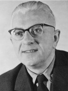 Gerrit Achterberg, 1958