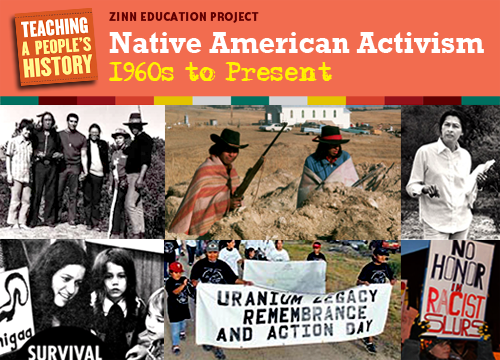native american activism s to today rozenberg quarterly banner native american activism