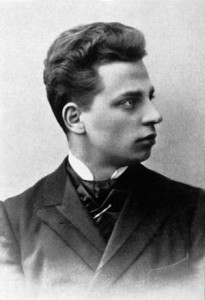 Rainer Maria Rilke (1875 – 1926)