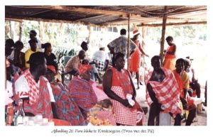 Puru blaka te Kwakoegron - Foto: Yvon van der Pijl