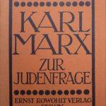 Karl-Marx+Zur-Judenfrage