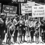 Child Labor Strike in Philadelphia