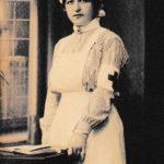 Paula 1915 verpleegkundige