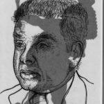 tekening Kishore Mahnubani