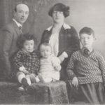 2 origineel Coen, Inge, Sonja, Paula en Hans zwart wit