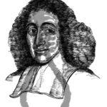 Tekening Spinoza 1