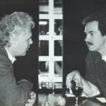 Adriaan van Dis en Robert-Henk Zuidinga LR (Foto Koos Hageraats)