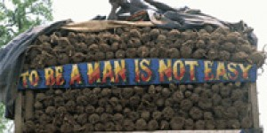 To Be A Man Is Not Easy ~ Stories From Ghanaian Emigrants. Contents & Introduction