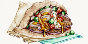 The Art Of Cooking ~ Sabich