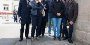 Nach Stolperstein-Verlegung in Kusel: Kontakt zu Bermann-Enkeln soll aufrechterhalten werden
