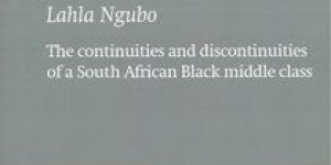 Nkululeko Mabandla ~ Lahla Ngubo - The Continuities And Discontinuities Of A South African Black Middle Class