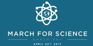 Science, Not Silence ~ March For Science. Earth Day, April 22, 2017